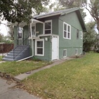 1438 South Walnut Duplex – One Bedroom One Bath All New Units – For Rent $625.00 per Month